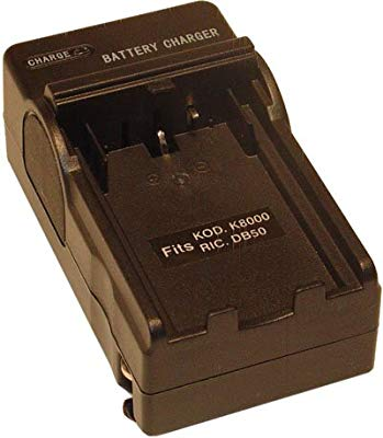 AC/DC Battery Charger for Kodak KLIC-8000 KLIC8000