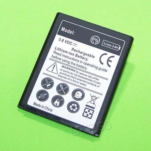 New 4000mAh Li-ion Battery For Samsung Galaxy S3, S III, SIII,GT-I9300,SCH_R530(U.S. Cellular) CellPhone - High Capacity