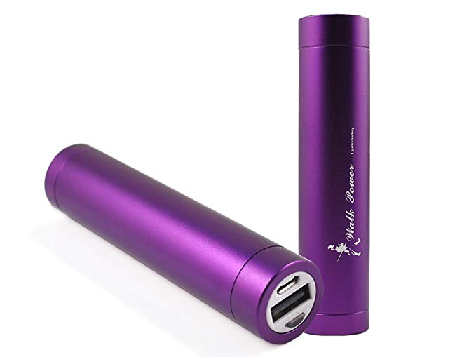 Colorful External Battery Pack and Charger (Power Bank)